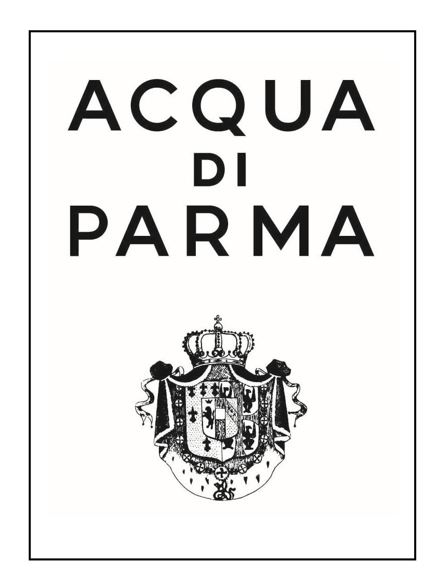 اكوا دي بارما Acqua Di Parma