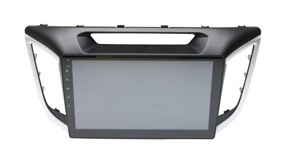ستيل كول شاشة سيارة للهيونداي كريتا 2014-16 , شاشة 10 انش,C2028 AN